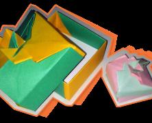 Creare una scatola origami