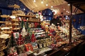 Germania: mercatini di Natale Fonte: www.enjoyourholiday.com