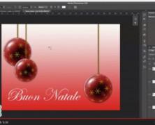 Creare una pallina di Natale