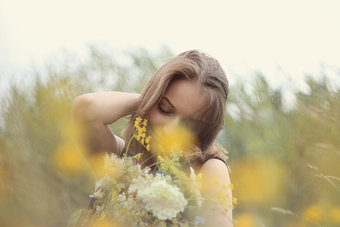 555402-stock-photo-nature-youth-young-adults-beautiful-plant-summer-young-woman