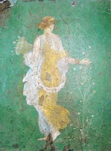 Flora, I secolo