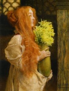 Fiori di primavera, Laurence Alma-Tadema