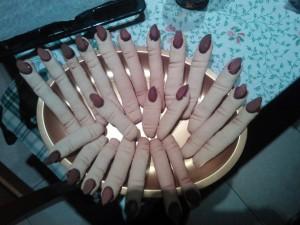Questi sono quelli preparati da me :)