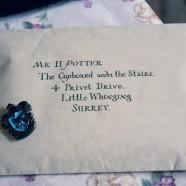 Harry Potter Birthday Theme