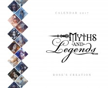 Myths and Legends Calendar 2017