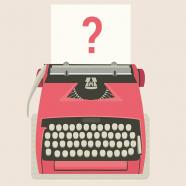 Il blocco dello scrittore come metafora della vita