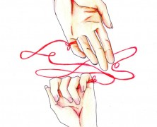 La leggenda del filo rosso