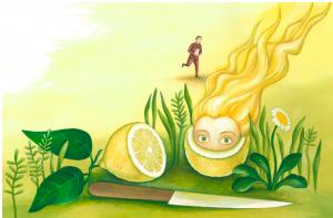 Antonella Abbatiello, I tre limoni