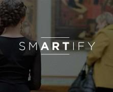 Smartify: l'app che riconosce le opere d'arte