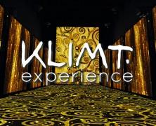 """La """"Klimt Experience"""" alla Reggia di Caserta"""