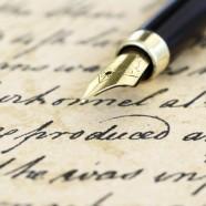 Iniziare a scrivere, Digressione